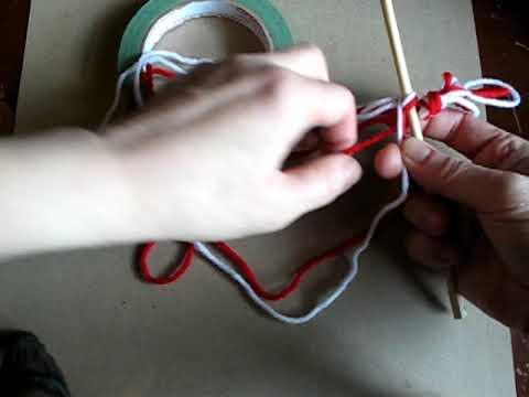 Finger Weaving Carolle Doovi