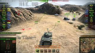 World of Tanks 9.3 XVM Mod Pack (25.09.2014) T-62A