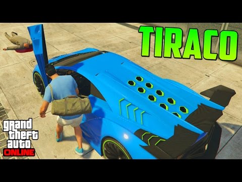 TIRACO FINAL INCREIBLE - Gameplay GTA V Online PS4