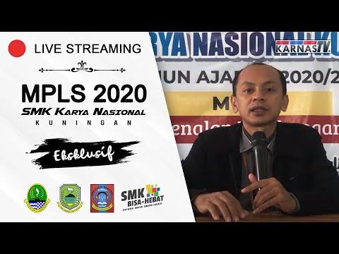 🔴 #2 PROFIL SEKOLAH - MPLS SMK KARYA NASIONAL KUNINGAN 2020 | KARNAS TV Official