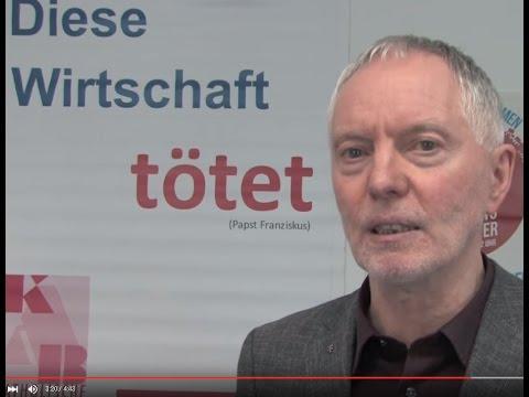 KAB Bundespräses Johannes Stein  Osteransprache 2016