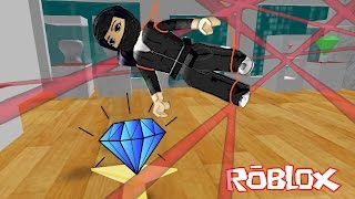 Roblox - ROUBAMOS A JOALHERIA?! (Rob The Jewelry Store Obby) | Luluca Games