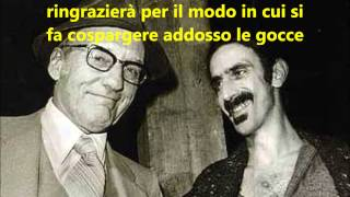 [SUB ITA] Frank Zappa - He