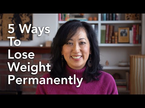How to  Not Diet and Lose Weight Permanently in 2020