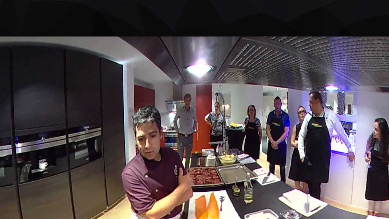 Le couturier de la cuisine film 360 degr soir e culinaire for Cuisine americaine film youtube