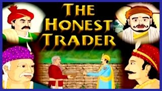 Akbar And Birbal In Tamil | The Honest Trader |  Animated Stories For Kids | Rhyme4Kids
