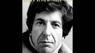 Leonard Cohen - 04 - Field Commander Cohen (Manchester 1979)