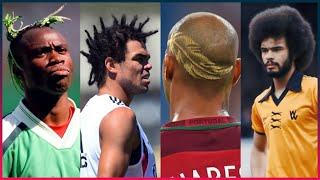 The 50 Most Funny And Cool Hairstyles In Football History