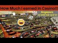 Singapore Casino | Free Tea Coffee Juice II How Much I earned and lost in Casino