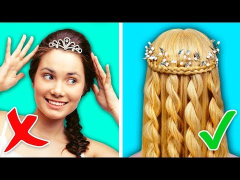 30 MAGICAL AND EASY HAIRSTYLES FOR KIDS AND ADULTS