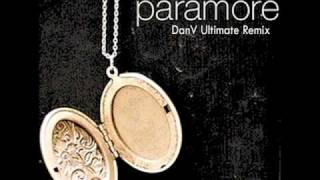Paramore   The Only Exception DanV Ultimate Remix