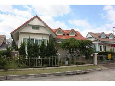 บ้านเดี่ยวพัทยา บ้านเดี่ยวใหม่ นนทบุรี