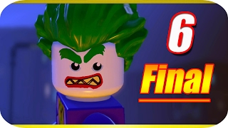 LEGO Dimensions [Año 2] The LEGO Batman Movie - Capitulo 6 - El Enfrentamiento Final