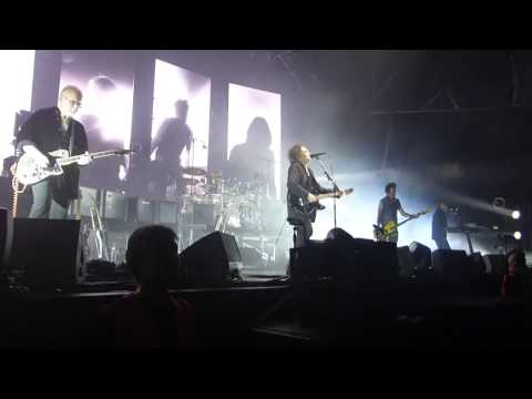 The Cure Tour 2016, Shake Dog Shake, Forum, Copenhagen