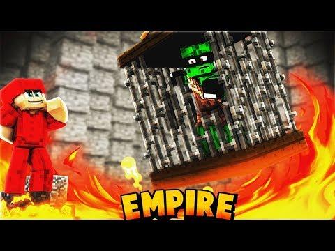MOOO SPERRT MICH EIN 🔴 KINDER MISSION   Minecraft Empire #33