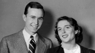 George and Barbara Bush: A love story