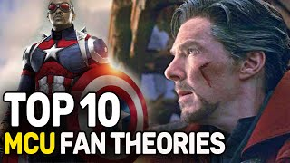 TOP 10 MCU PHASE 4 Fan Theories That Aren't So Bad
