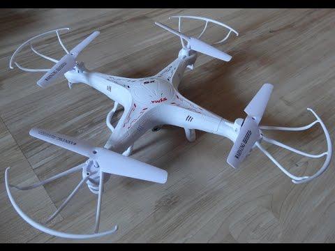 Syma X5c дрон двор