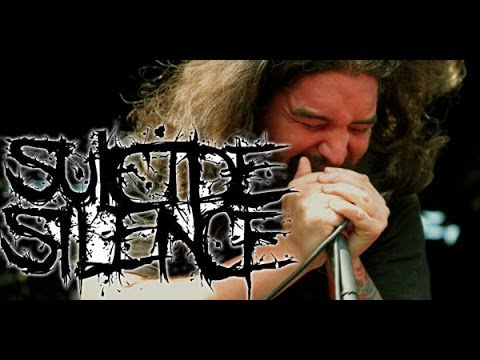 SUICIDE SILENCE - You Only Live Once (New Vocalist Eddie Hermida)