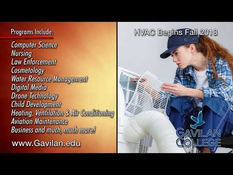Gavilan College Fall Semester