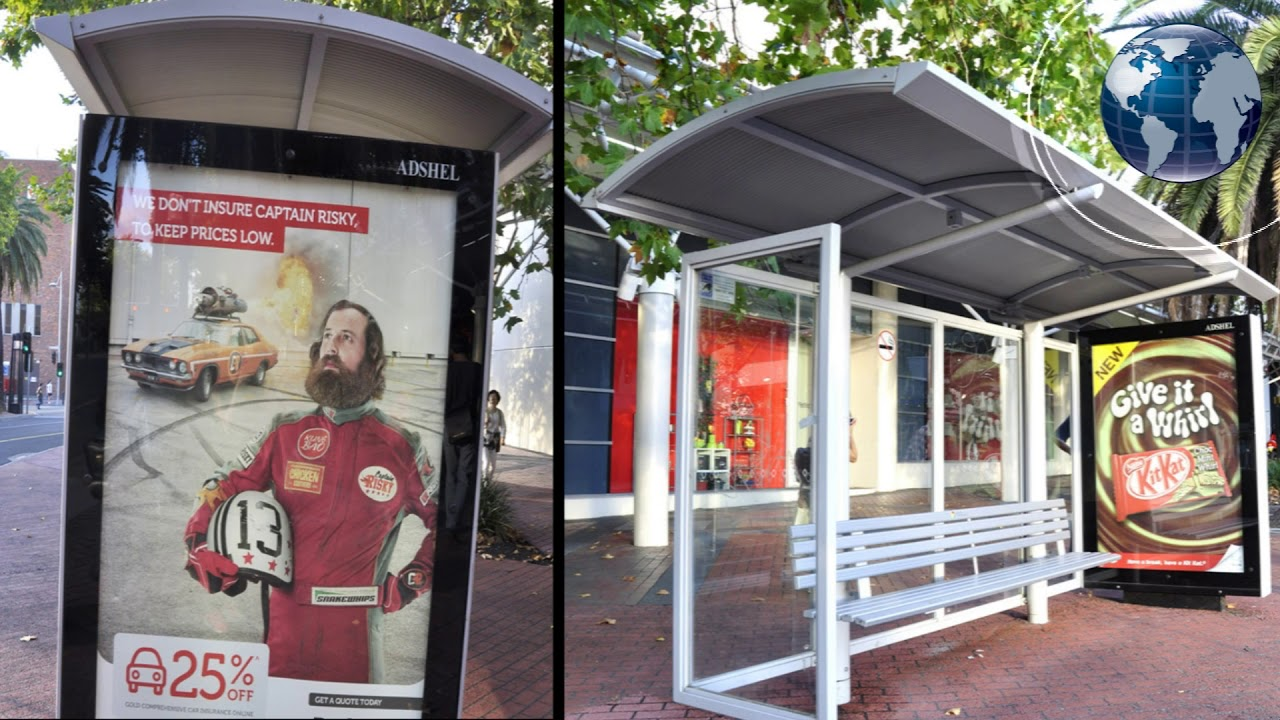 GUOSE# bus shelters#gas station signs# light boxes # advertising signs  manufacture