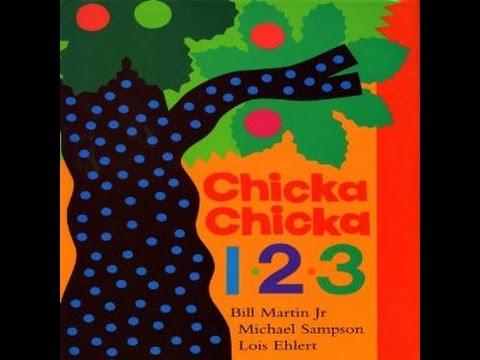 Chicka Chicka 1 2 3. - YouTube - photo#3