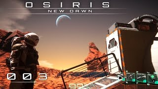 OSIRIS: NEW DAWN [003] [Plutonium für eine Forge] [Let's Play Gameplay Deutsch German] thumbnail