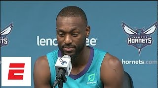 [FULL] Kemba Walker media day press conference: 'This is where I want to be' | ESPN
