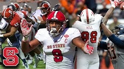 The Destructive NC State D-Line | ACC Football Spring Spotlight