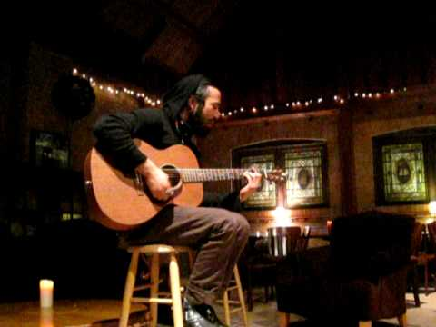 '7 Feathers' - Nahko tells the story @ Tabor Space