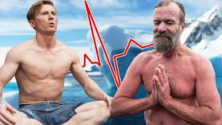 My crazy strength transformation using the Wim Hof Method!