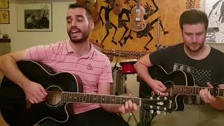 Superman - Five for fighting (cover) by Flavio Di Carlo & Gianluca Calchi