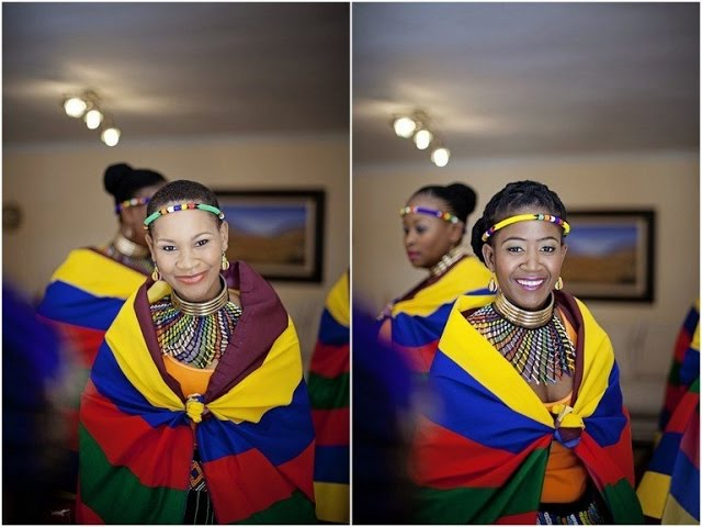 Mbuzeni - Khazimula  (Shine Bright like a diamond)
