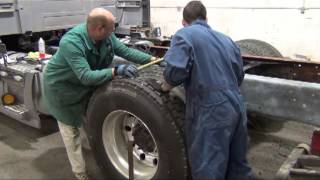 Step 10 - How To Build Your Own Rv Hauler - Placement Of Rear Axle Mid