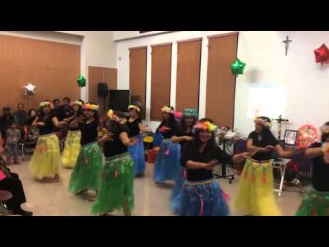 El Shaddai West Covina Chapter Christmas Party