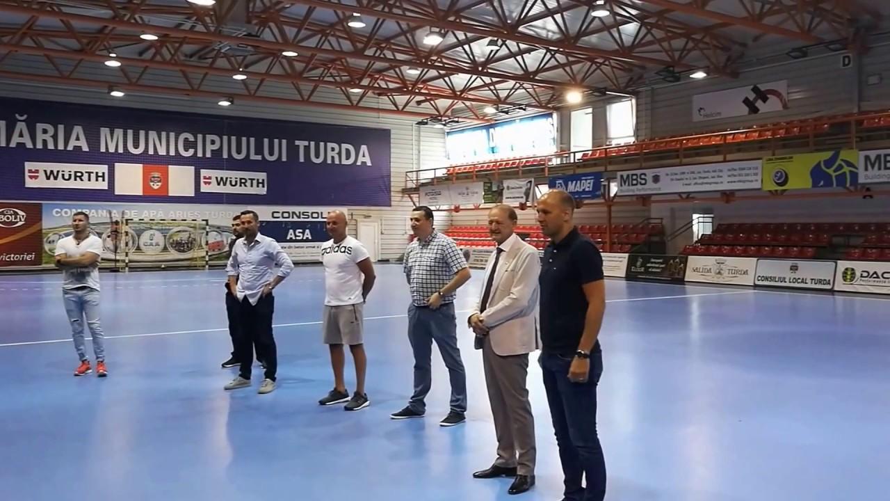 Potaissa Turda - reunire lot (13.07.2018)