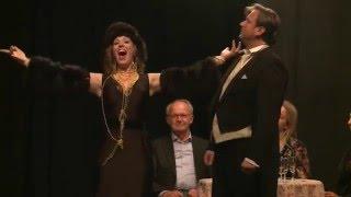 'Mein Herr Marquis' Arie der Adele aus Die Fledermaus Kathleen Morrison, Sopran