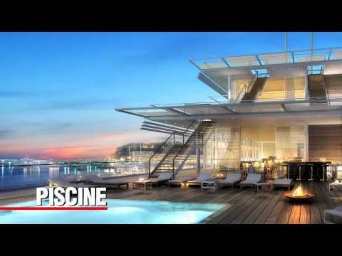 Nouveau Club House Yacht Club de Monaco
