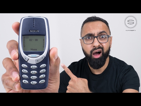 Nokia 3310 RETURNS!