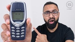 Nokia 3310 RETURNS!