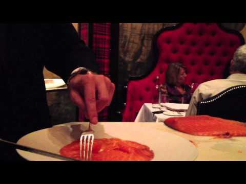 My Lovely Dinner at The Grill Dorchester Hotel London Review