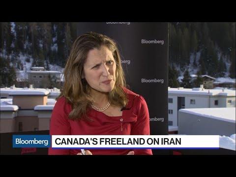 Canada's Freeland on