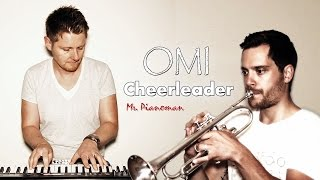 Omi - Cheerleader (Piano & Trumpet Instrumental Cover)