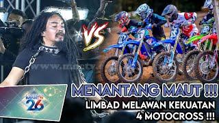 Mampukah Master Limbad Melawan 4 Motor Cross? - Kilau Raya MNCTV 26 (20/10)