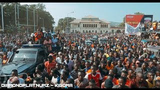 This Is How Diamond Was Welcomed In KIGOMA! Part 2🔥 🔥 🔥