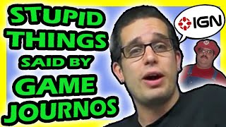 🎮 Top 5 Stupid Things Said by Game Journalists | Fact Hunt thumbnail