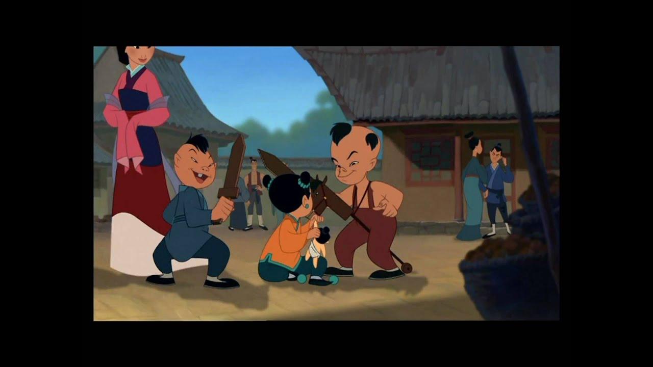 Mulan Honor Us All Lips