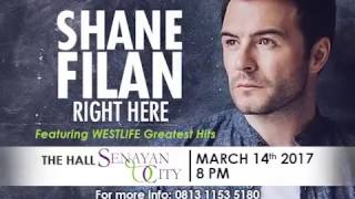 Video Shane Filan Konser di Jakarta - Right Here feat. Westlife Greatest Hits - BookMyShow Indonesia download MP3, 3GP, MP4, WEBM, AVI, FLV April 2018