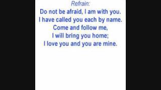YOU ARE MINE - Choir Practice