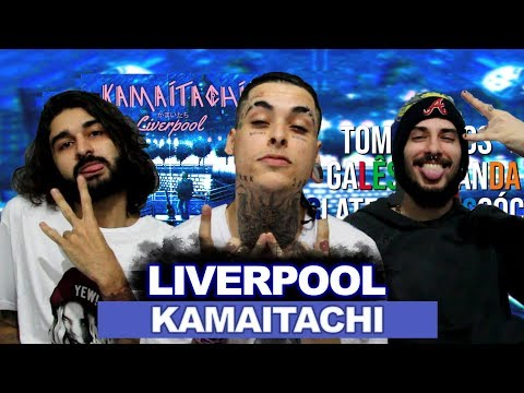 k a m a i t a c h i - Liverpool (prod.E4gl3) | REACT / ANÁLISE VERSATIL thumbnail